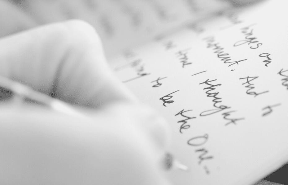 écrire son journal