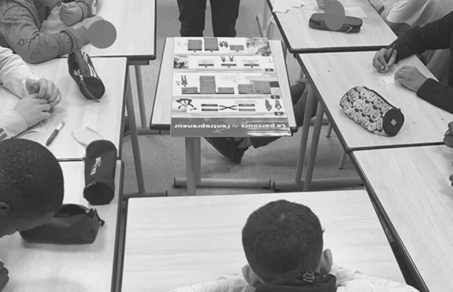 atelier en classe-relais