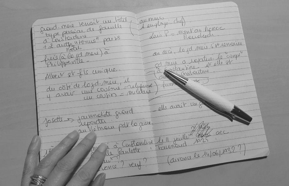 écrire son histoire, se raconter, témoignage