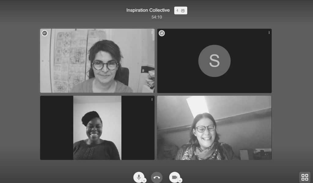 inspiration collective, entrepreneures, visio