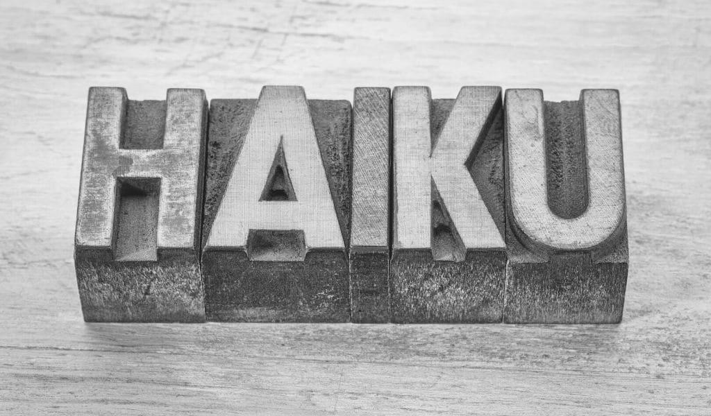 haïku, écrire des haïkus, haikus